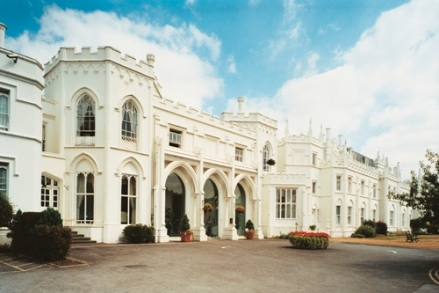 The Priory in Roehampton
